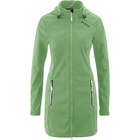 Maier Sports Selina Softshell Coat Women, jadesheen
